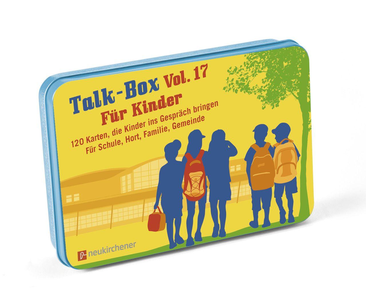 Abbildung Talk Box für Kinder